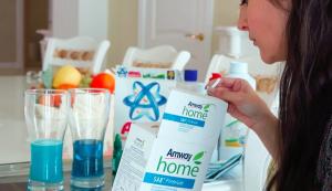 Компания Амвэй: стиральный порошок
